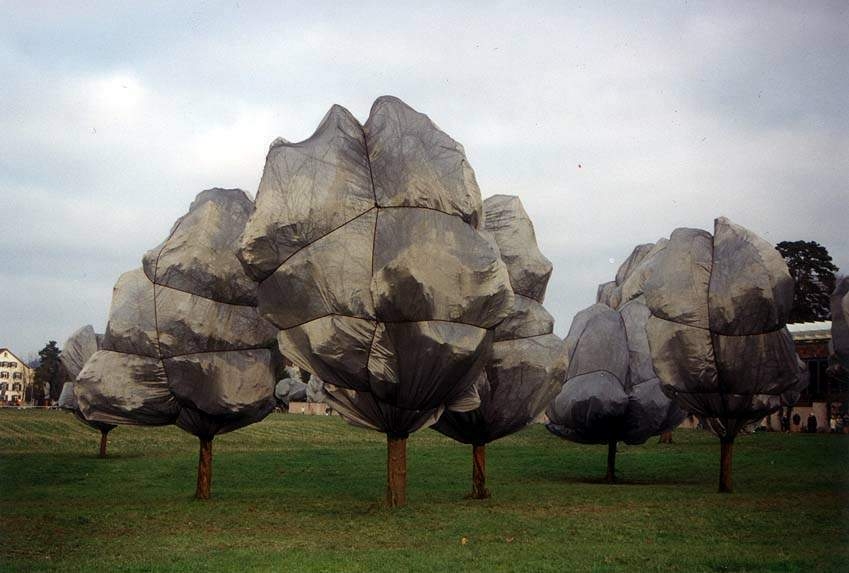 a look at the artistic works of javashev christo Official website of artists christo and jeanne-claude features photographs and texts about completed projects and works in progress includes biographical and bibliographical information as well as virtual tours, videos and news.